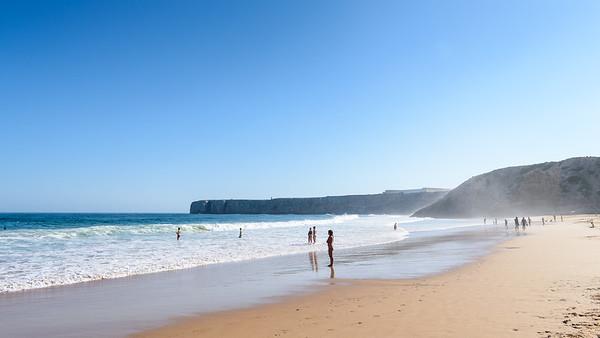 Praia da Mareta, Sagres, Portugal