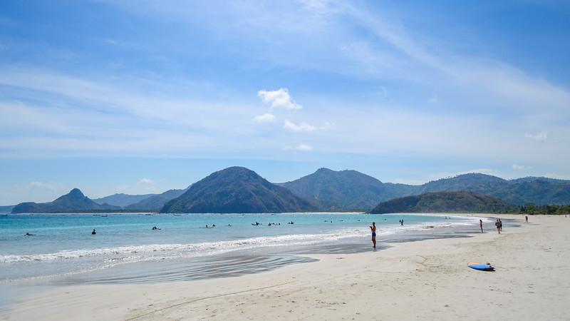 Selong Belanak, Lombok, Indonesia