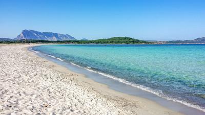 Cala Brandinchi, Sardinia