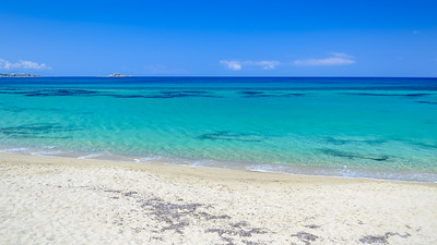 Plaka Beach, Naxos, Greece