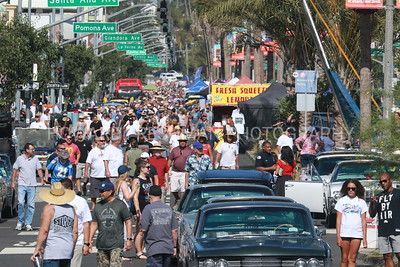 Belmont Shore Car Show 2019