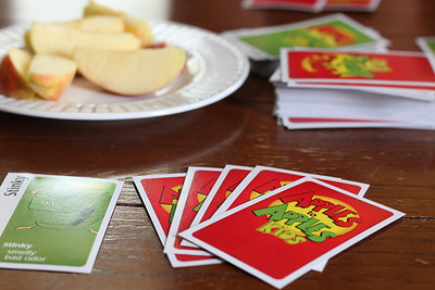 Apples to Apples and Apples