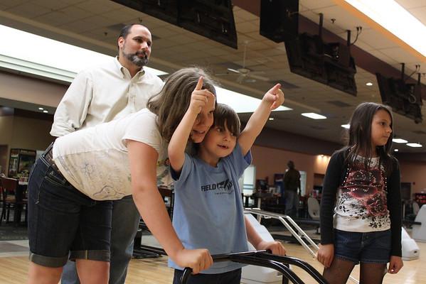 Bowling at AMF Fredericksburg