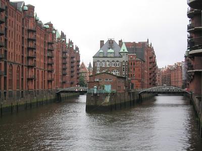 Speicherstadt (Warehouse District)