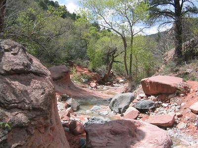 Taylor Creek Trail, Kolob Canyons, Zion NP, Utah, USA