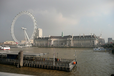 British Airways London Eye and County Hall