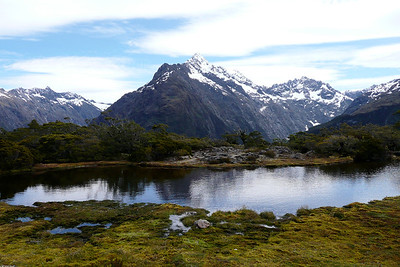 Key Summit Alpine Walk, Fiordland