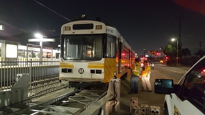 Blue Line light rail car retirement