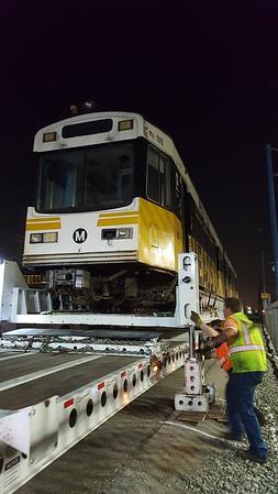 Blue Line light rail car retirement