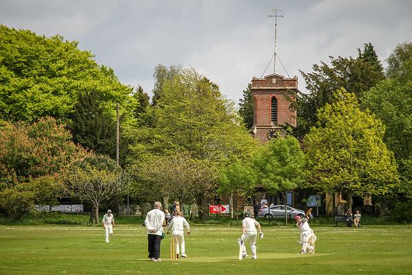 Sarisbury Green CC