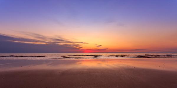 Gunn Point Sunset