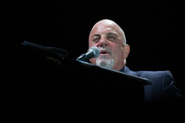 Billy Joel Performing at Ntionals Park in Washington, DC to sold out crowd