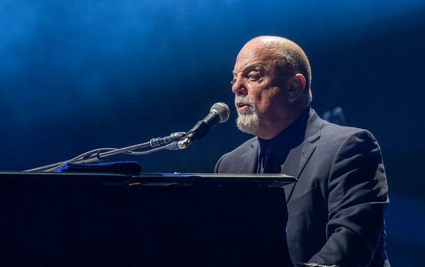 Billy Joel Performs at National Park
