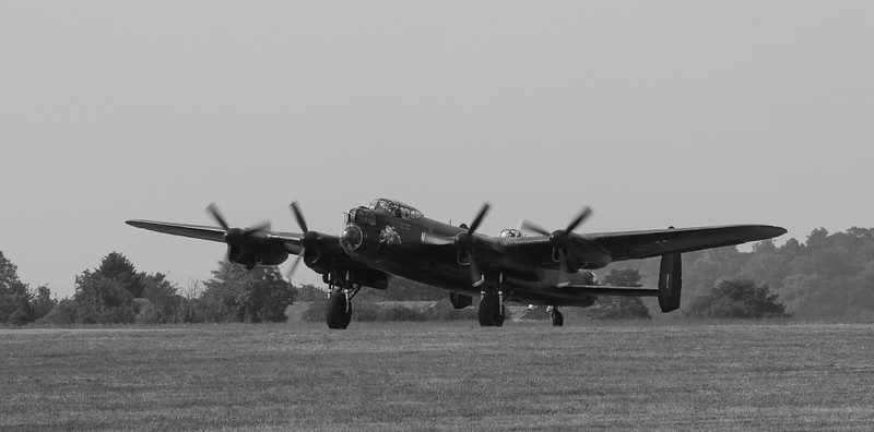 Avro Lancaster Mk1 - Battle of Britain Memorial Flight