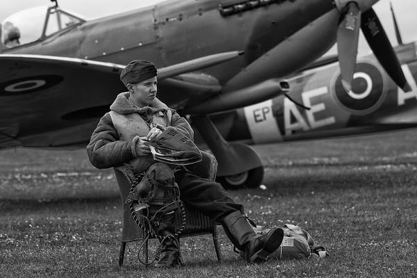 Second World War Pilot