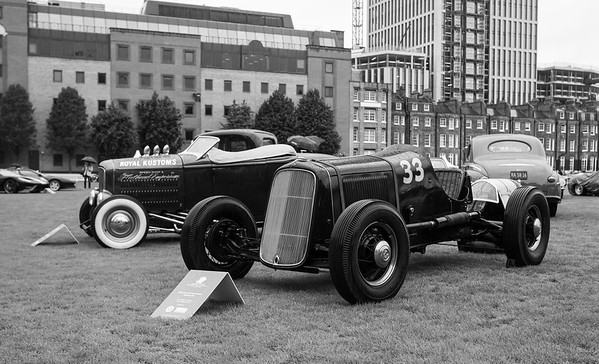 1932 Ford Lakes Modified/Streamliner