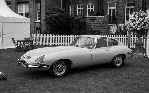 1962 Jaguar E-type Series 1