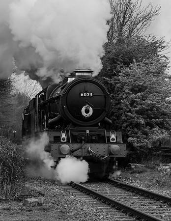 """1930 - King Edward II """"King  Class"""" No: 6023"""