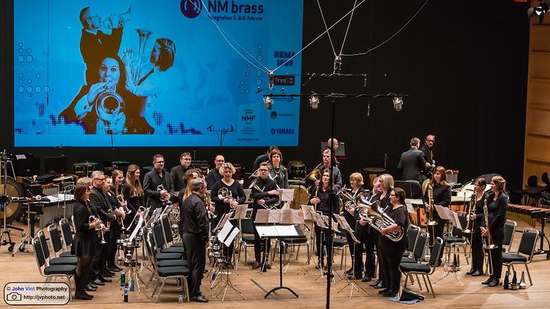 Norwegian Brass Band Championships 2016