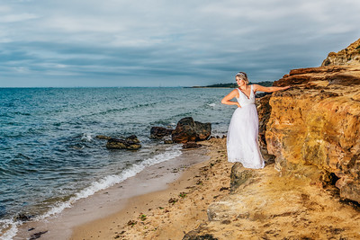 Bridal Shoot With Maddy