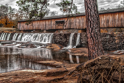 Watson Mill Bridge 02  - Carlton, GA