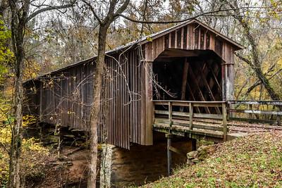 Howard's Covered Bridge - Smithonia, GA