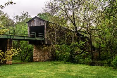 Euharlee Creek Bridge - Euharlee, GA