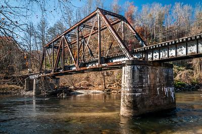 Rail Iron Bridge