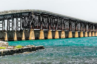 Bahia Honda Key West Bridge