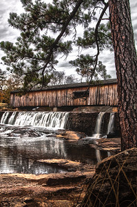 Watson Mill  Bridge 03 - Carlton, GA