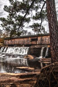 Watson Mill  Bridge 03 - Carlton, GA