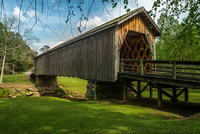 Auchumpkee Bridge - Thomaston, GA