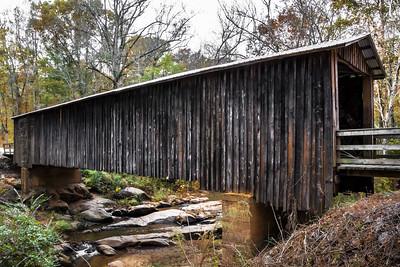 Elder's  Mill Bridge - Watkinsville, GA