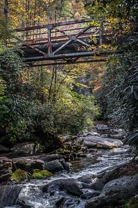 Iron Bridge Upstream