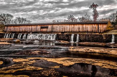 Watson Mill Bridge - Carlton, GA