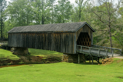 Auchumpkee Bridge  02 - Thomaston, GA
