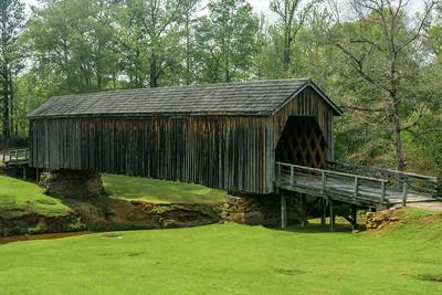 Auchumpkee Bridge  02 - Thomaston, GA