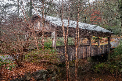 NC Covered Bridge