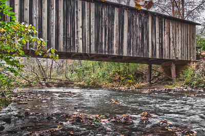 Cromer's Mill  Bridge - Commerce, GA