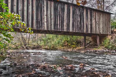 Cromer's Mill  Bridge - Commerce, GA