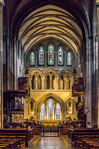 St. Patrick's Cathedral Nave
