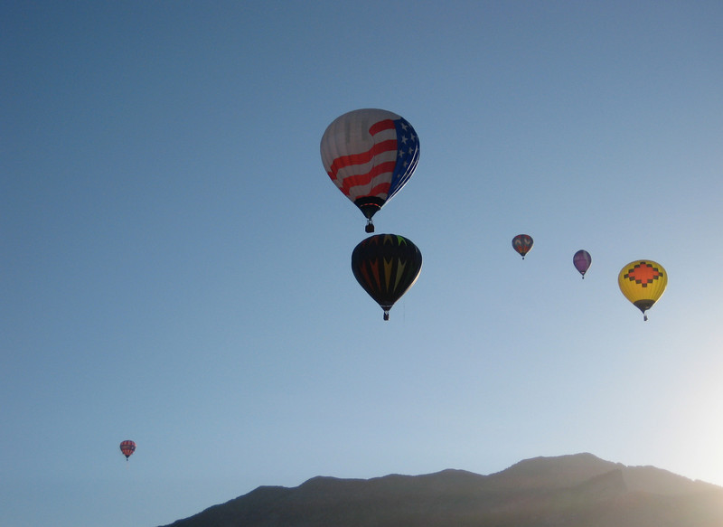 Morning Ballooning