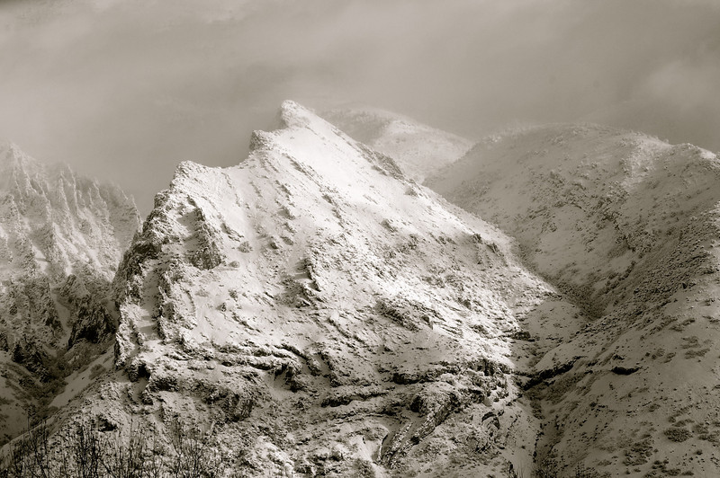 Frosted Crag