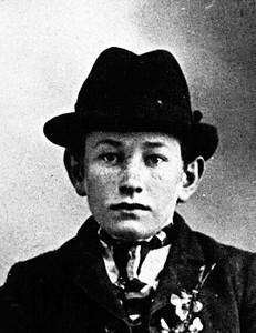 18980000Milton Elmer hat