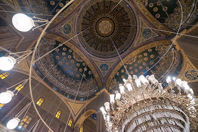 Mosque of Muhammad Ali - cupola II