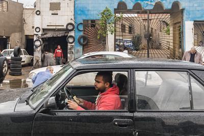 Cairo street scene II