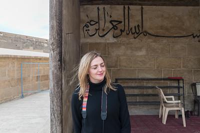 Victoria at Cairo Citadel