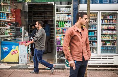 Cairo street scene IV