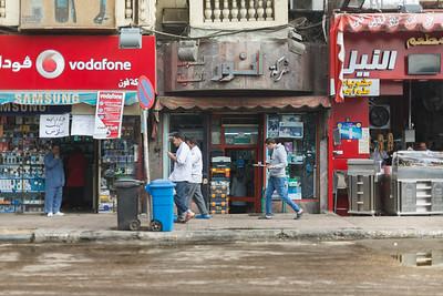 Cairo street scene III