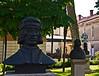 t12-09 December thumbnail<br /> <br /> Zadar, Croatia (Old Town)<br /> Juraj Barakovic 1548-1628 (a Renaissance poet)